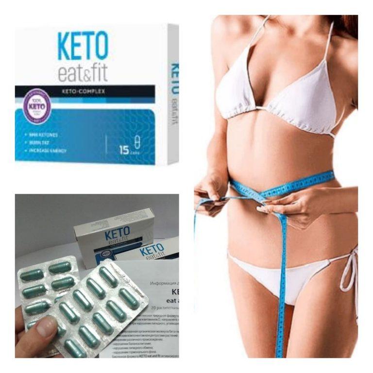 таблетки keto eat fit